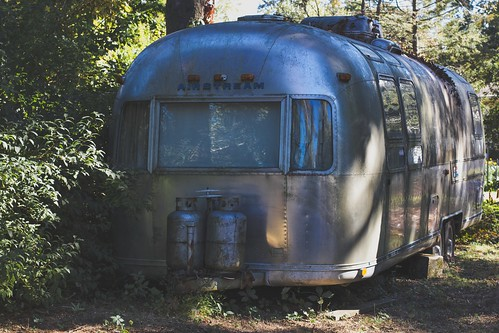 Retired Airstream