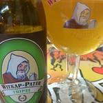 ベルギービール大好き!! ウィットカップ・パター・トリペル Witkap Pater Tripel