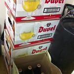 ベルギービール大好き!!デュベル Duvel 4ケース到着