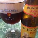 ベルギービール大好き!!セント・ベルナルデュス・パター・6St Bernardus Pater 6