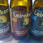 ベルギービール大好き!! レールケン ビオ スペルト ブロンシュ Leireken BIO Witte Spelt/Blanche D'Epeautre レールケン ビオ サラシン ブリューンLeireken BIO Boekweit Bruin/Sarrasin Brune レールケン ビオ サラシン ブロンド Leireken BIO Boekweit Blond/SarrasinBlonde