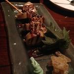 Image: Dessert, Sushi-style