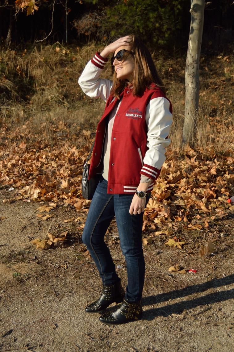 lara-vazquez-madlula-style-jeans-bomber-burgundy