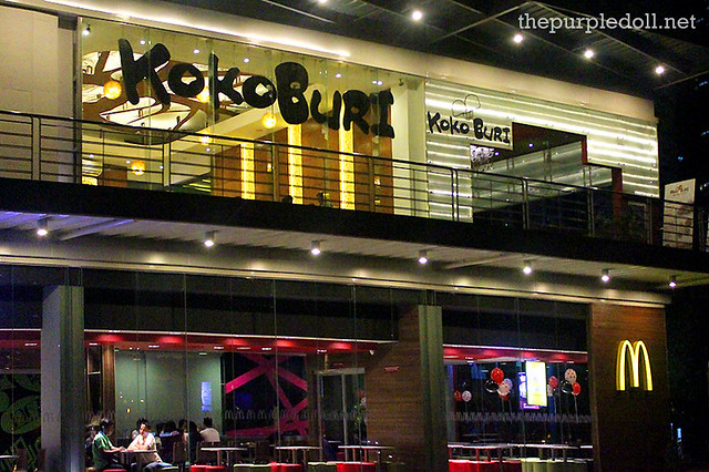 Koko Buri Forum South Global The Fort
