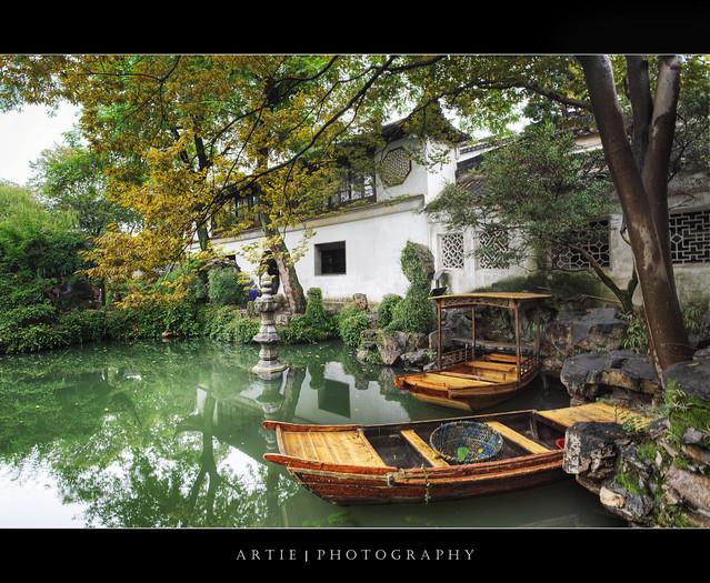 Lingering Garden, Suzhou, Jiangsu, China :: HDR