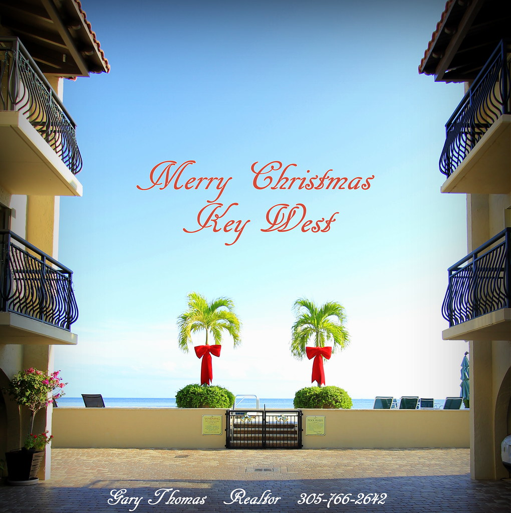 Merry Christmas from Key West 2014