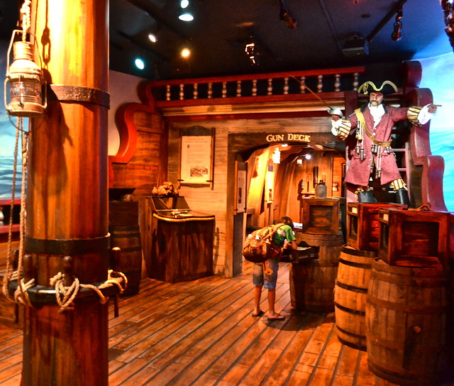 pirate history at st. augustine
