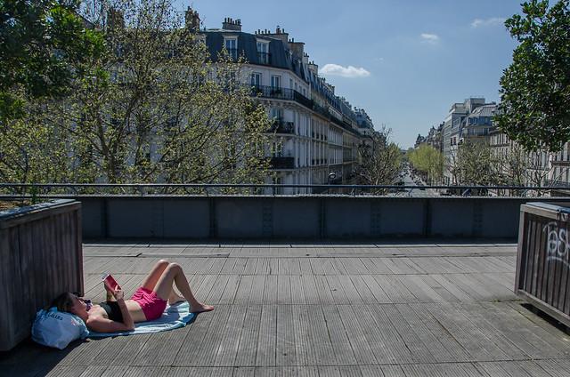 Paris Park: Promenade Plantée