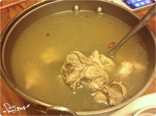 此木犬食堂-山藥養生雞湯
