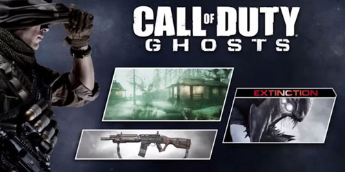Call of Duty Ghosts: Onslaught DLC release date confirmed