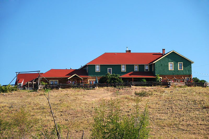 Chilcotin Lodge, Riske Creek, Highway 20, Chilcotin, British Columbia