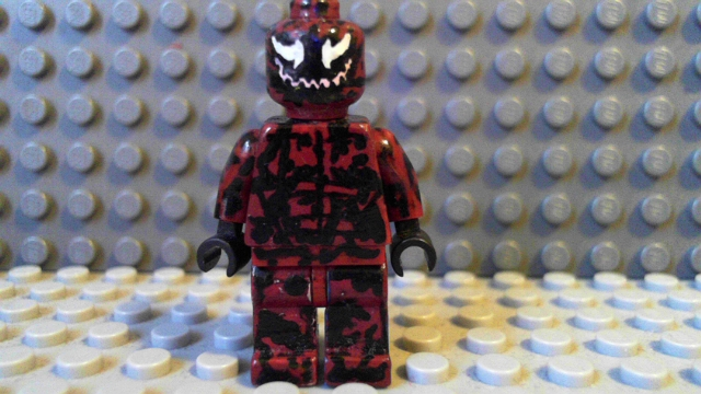 LEGO Marvel: Carnage (front) | Flickr - Photo Sharing!