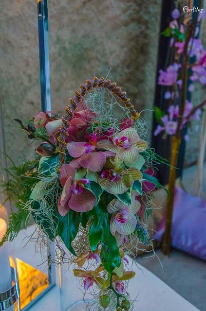 Bouquet da sposa - borsetta