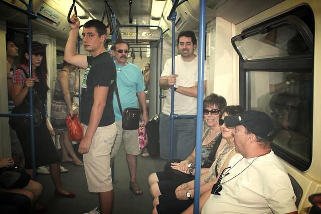 sofia metro interior