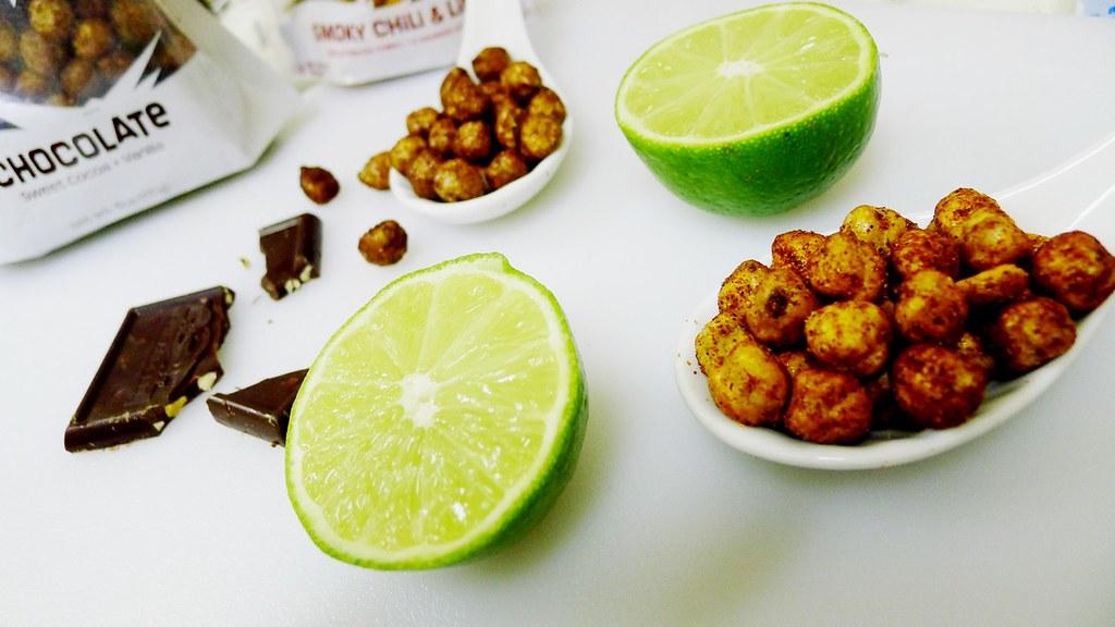 The Good Bean Chickpea Healthy Treats