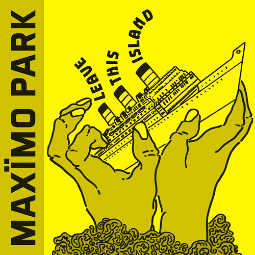 Maxïmo Park - Leave This Island