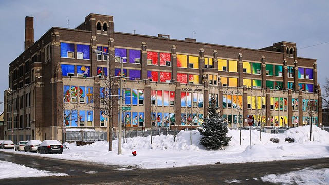 Lincoln Center of the Arts - Milwaukee Public Schools