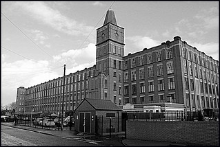 Tulketh Mill