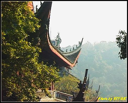 杭州 飛來峰景區 - 079 (靈隱寺)