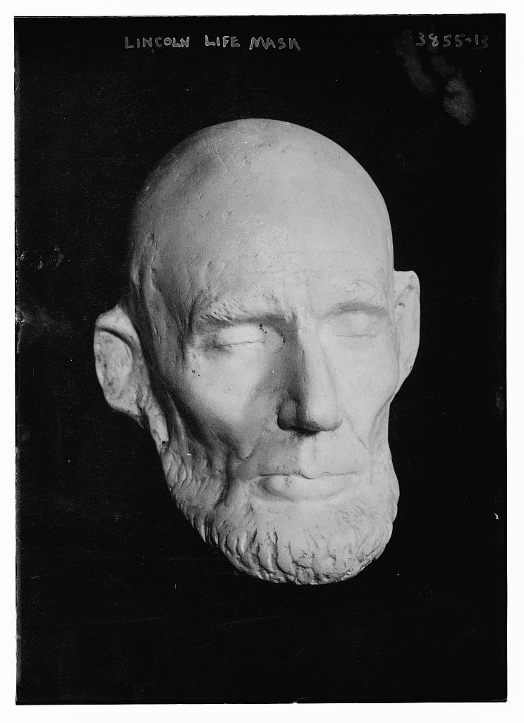 Lincoln Life Mask (LOC)