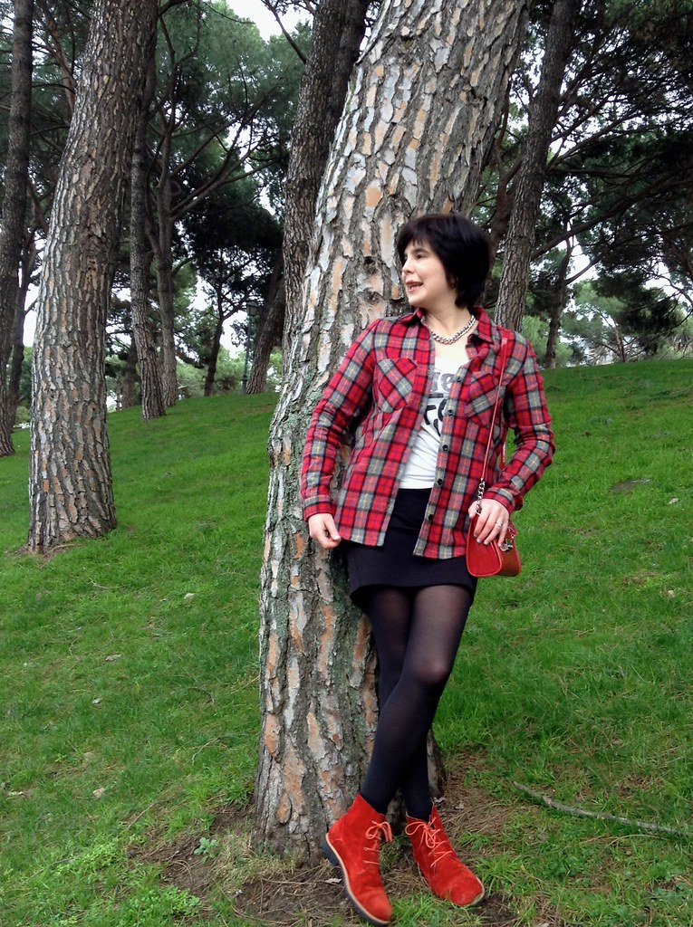 Moncloa, Madrid, España - Outfit of the Day - OOTD
