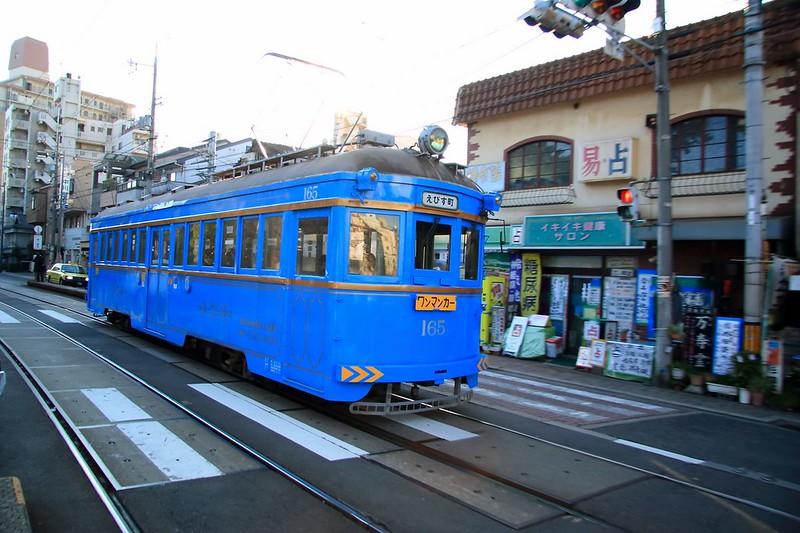 【旅遊】堺市角落ー阪堺電車第二站「清學院」、「鉄砲鍛冶屋敷」