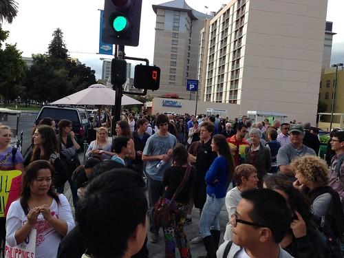 KXL protest, San Jose IMG_2491