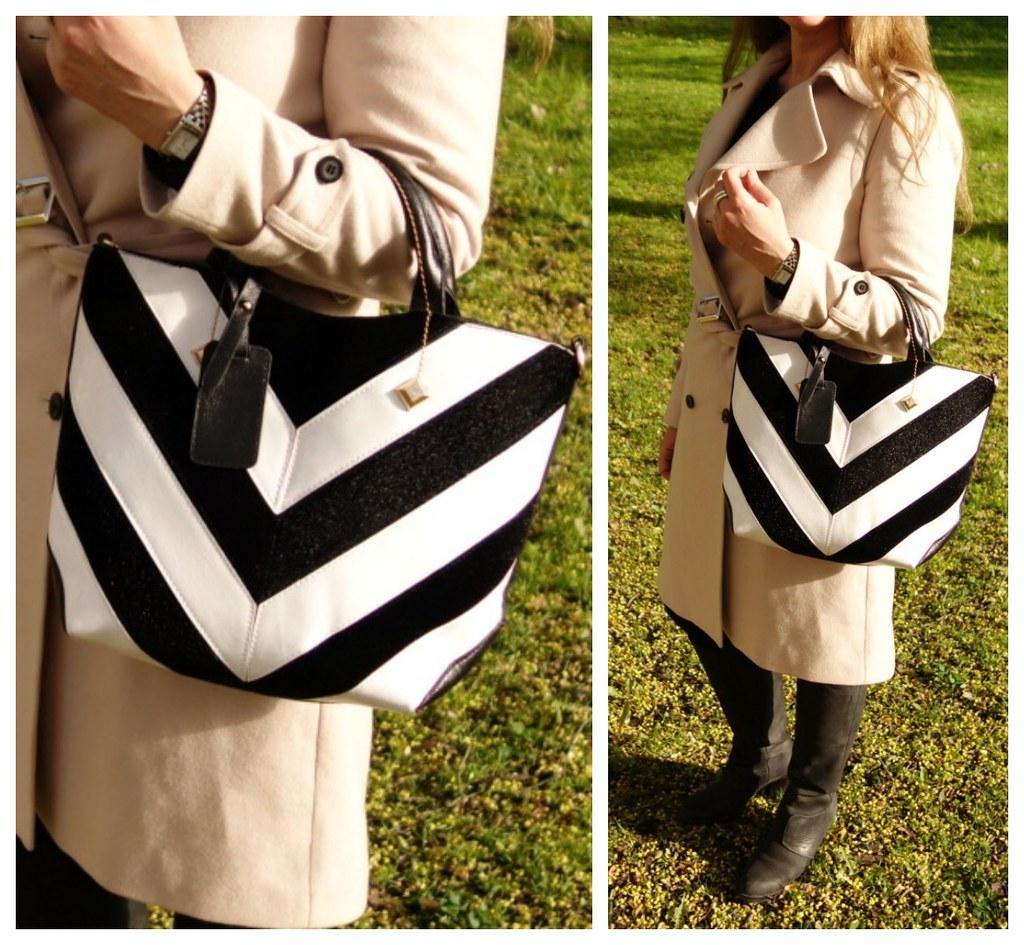 väska från sammydress