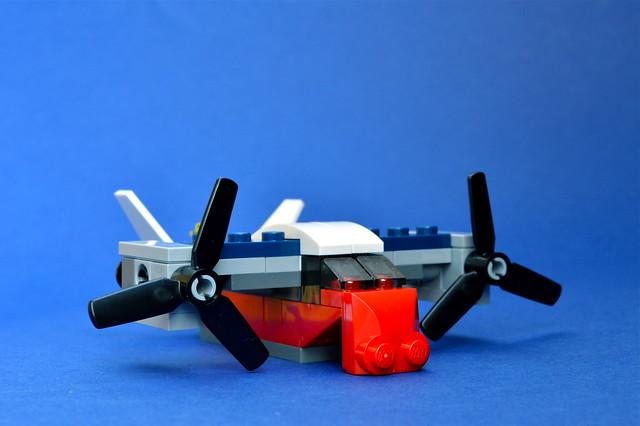 Freebie creator plane