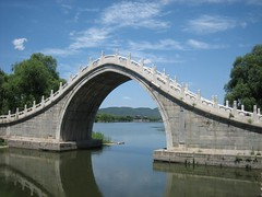 devil's bridge(0.0), girder bridge(0.0), tied-arch bridge(0.0), reservoir(0.0), truss bridge(0.0), viaduct(0.0), skyway(0.0), cable-stayed bridge(0.0), arch(1.0), aqueduct(1.0), river(1.0), landmark(1.0), arch bridge(1.0), waterway(1.0), bridge(1.0),