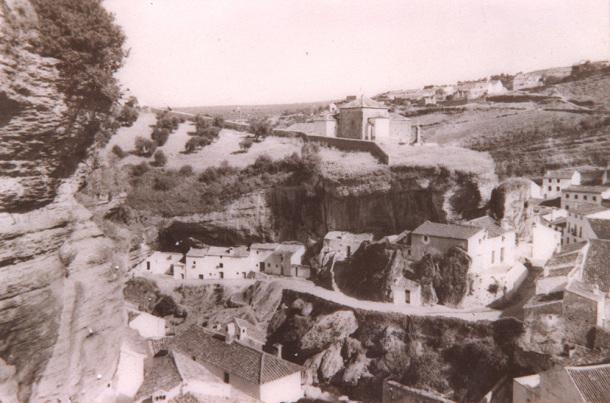 Vista del Carmen y Las Jabonerías desde la Villa.