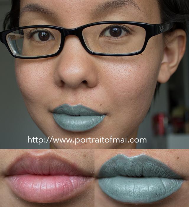 Limnit Lipsticks Olive My Love 2