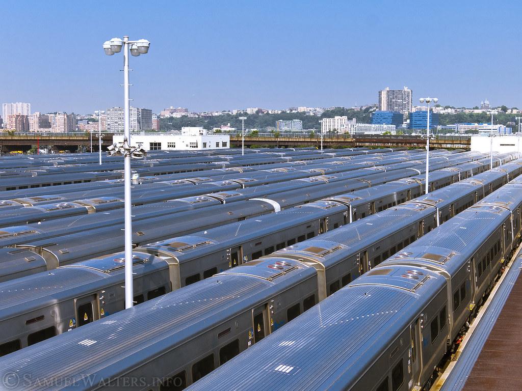 West Side Train Yards