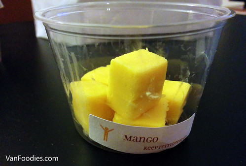 Mango Chocolates