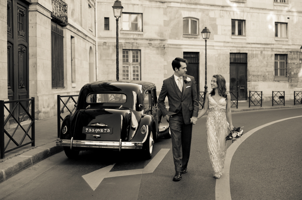 Hello Framboise's Paris Wedding :: Photo Juliane Berry