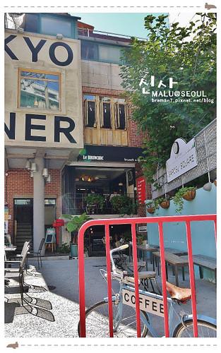 韓國首爾自由行-565(新沙洞散策)