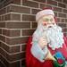 Sad Santa by Michael Mitchener