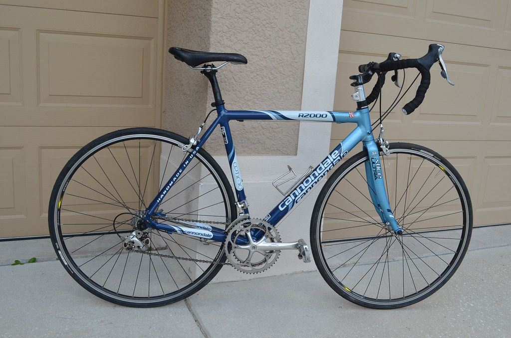 cannondale r2000 optimo tampa bike trader
