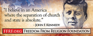JFK Separation of Church & State-FFRF