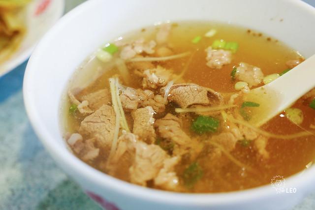[苗栗 竹南]–台南來的牛肉料理專賣店–台南牛肉清湯