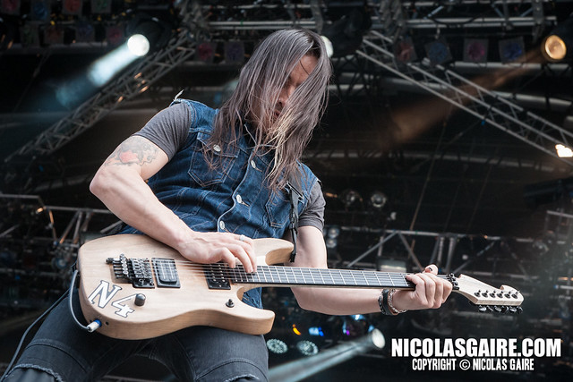 Extreme @ Hellfest , Clisson | 21.06.2014