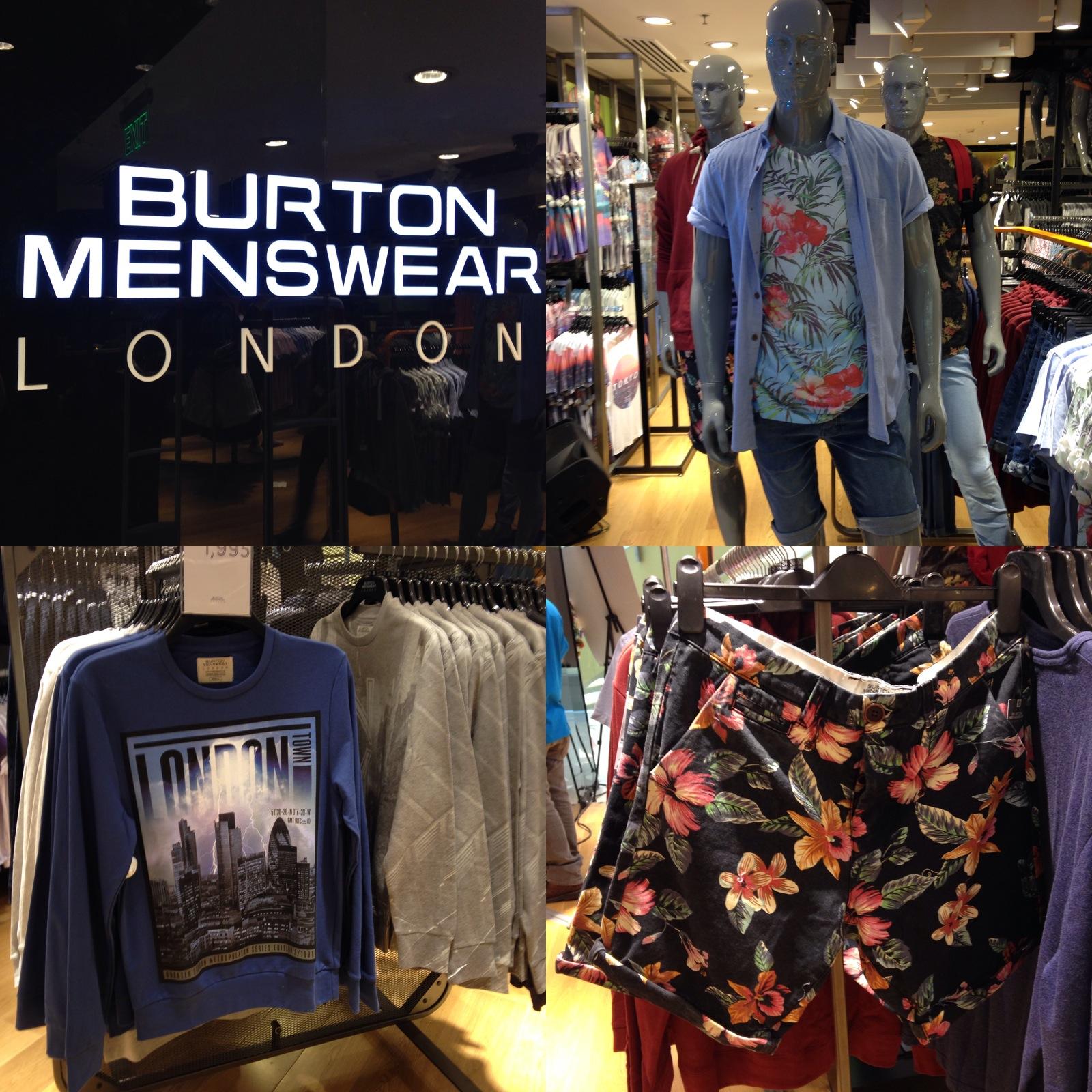 Burton Store Seph Cham