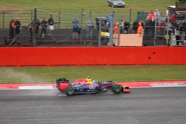 Silverstone Saturday 2014