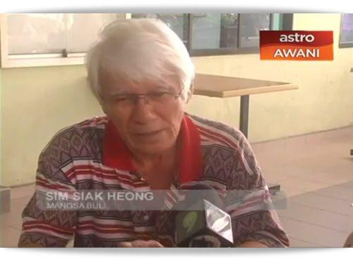 Uncle Sim Maafkan Kiki Kamaruddin ~