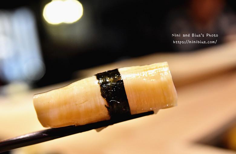 台中江戶前握壽司一貫入魂精誠日式料理32