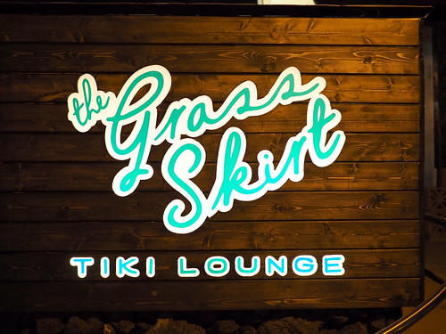 The Grass Skirt Tiki Lounge, Pacific Beach