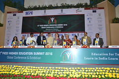 Opening Session of 12th FICCI Higher Education Summit 2016 copy