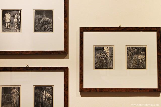 """Palazzo Romagnoli, mostra """"Il solco sottile"""""""