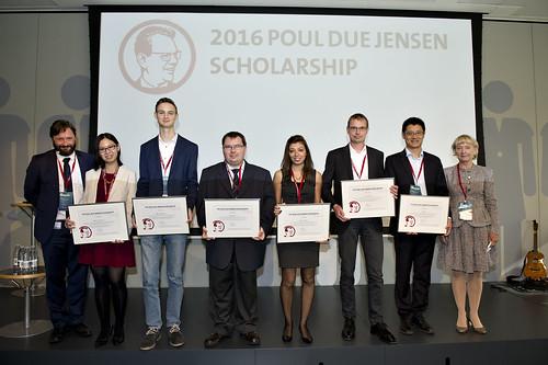 Scholarship Winners