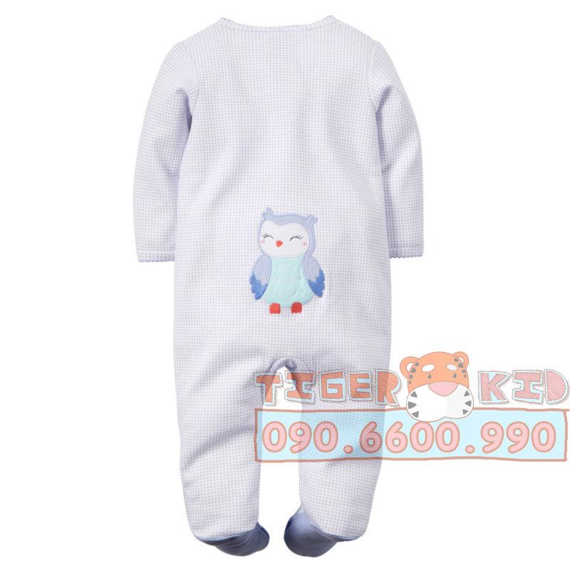 30844822231 bbea9d9d5d o Sleepsuit nhập Mỹ size 6M;9M